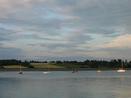 Stunning scenery, east coast of England