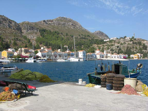 Another harbour view