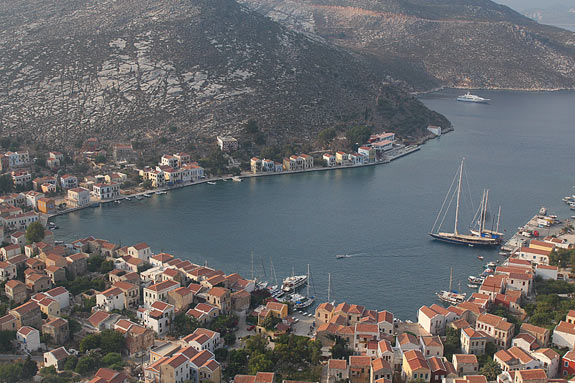 Main harbour again