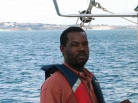 Vincent. Damn good fisherman.