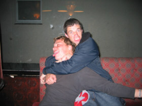 Tim & Jason - besht mates