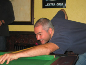 Drunken Pool. Good old Blightey
