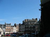Honfleur, street