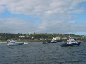 Alderney Harbour, Channel Islands