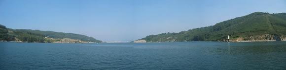 Entrance to El Ferrol