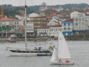 Ramprasad at anchor