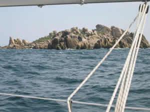 Sailing again, at last