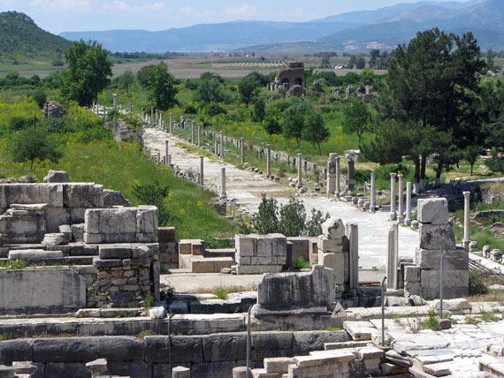 Harbour Street, Efes