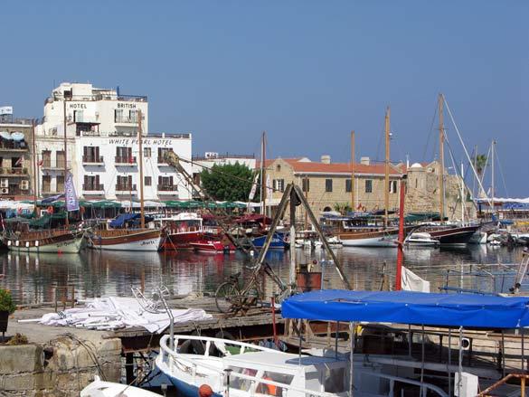 Girne port