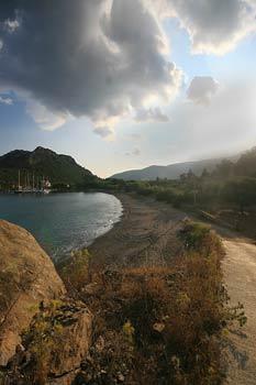Kalaboshi shore