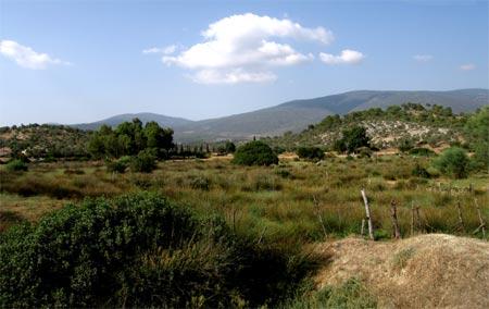 The picturesque Kazıklı