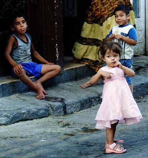 Kids of Lefkosia (Nicosia) Source: Jim Hughes