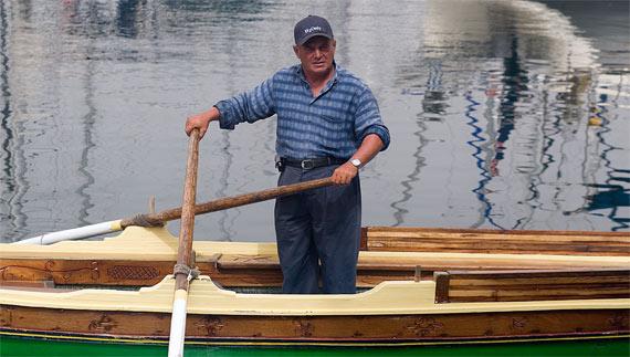 River taxi in Vittoriosa