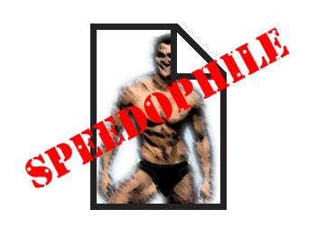 Rid the world of speedophiles!