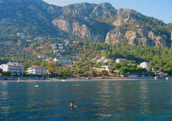 Swimming in Turunc Source: M&L Furlong