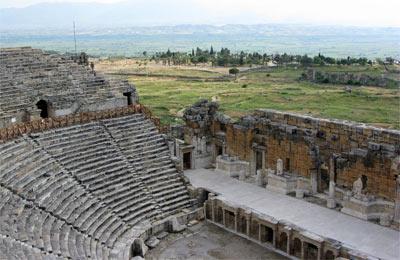Theatre, Hierapolis