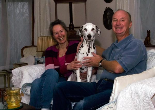 Mayke, Lady Jessie and Christer