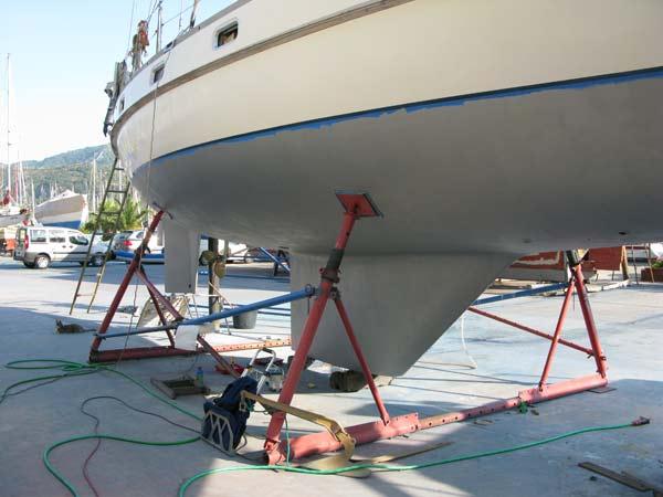 Prime the hull
