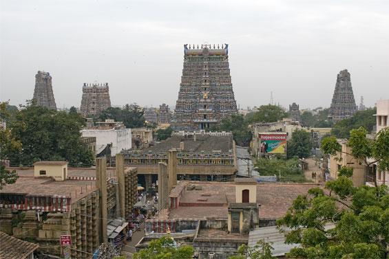 Madurai Sri Meenakshi Amman Temple