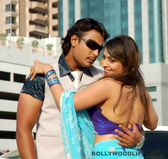 Darshan and Nikitha