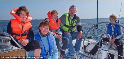 Danish Hostages Released