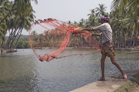 Casting net India