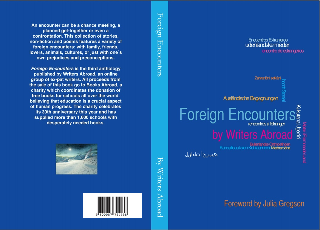 Foreign Encounters: Liz's first book is published!