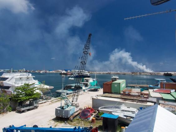Rubbish Island, Thilafushi