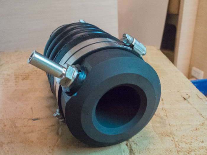PSS Packless Dripless Shaft Seal