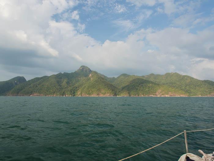 Returning to Langkawi