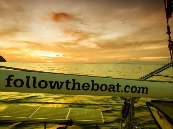 followtheboat Esper at sea