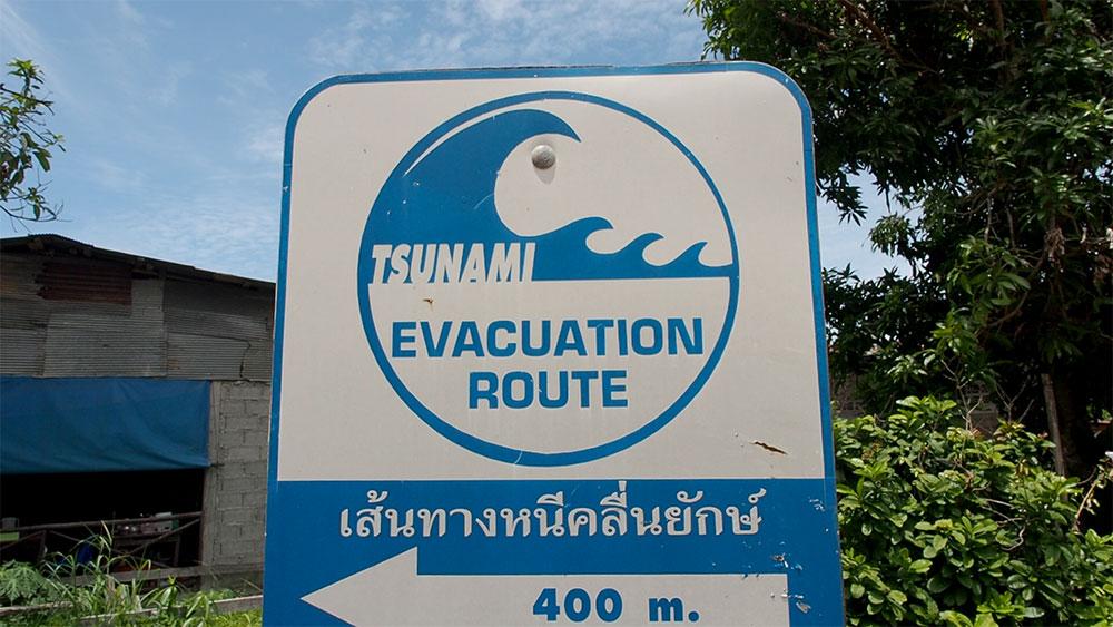 Tsunami Thailand