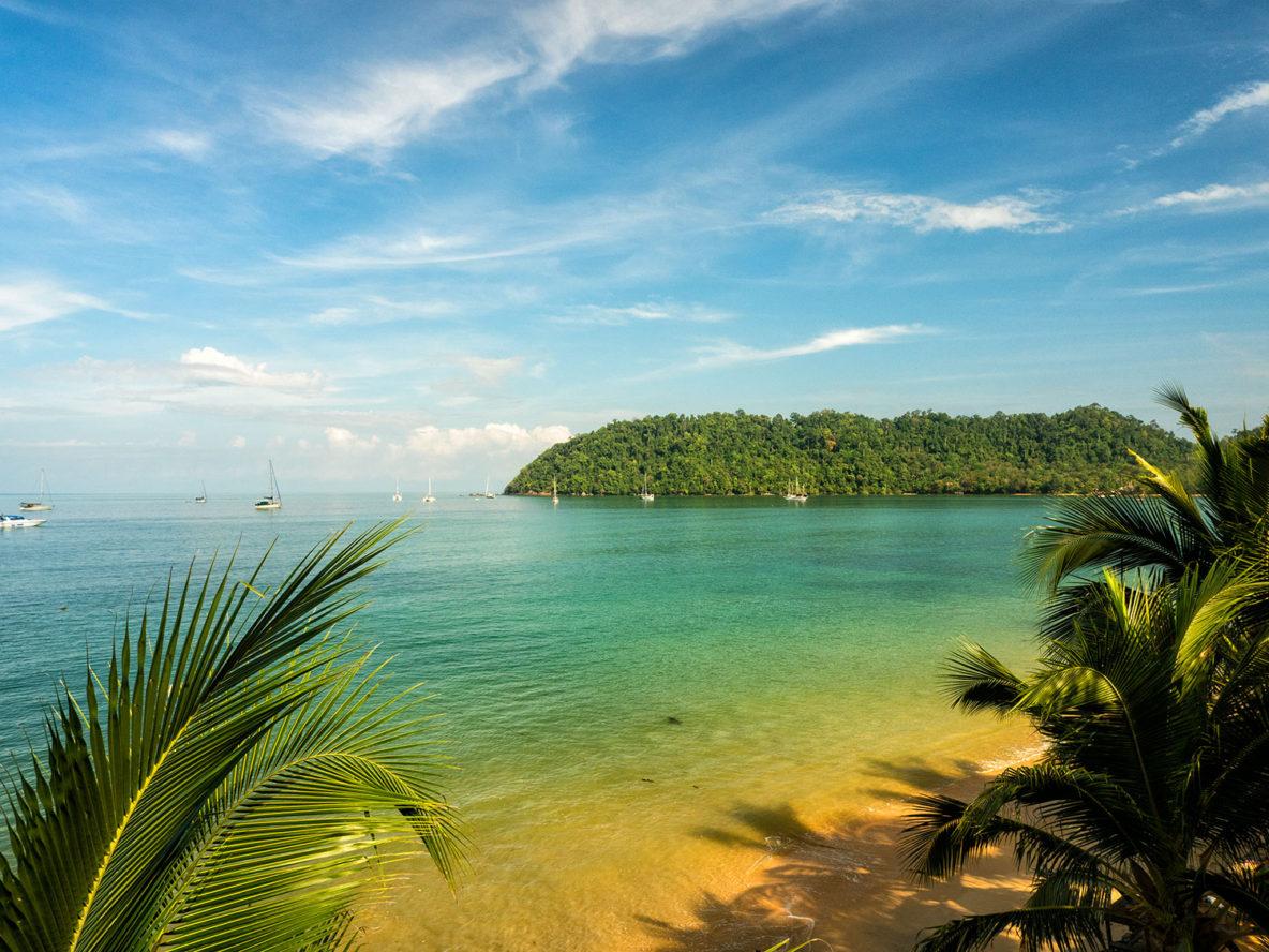 The perfect Thai island
