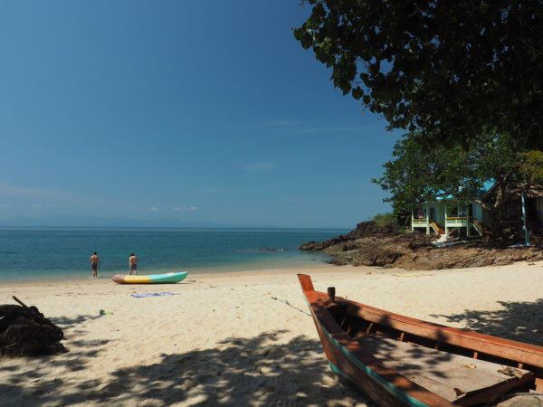 The cove on Koh Chang