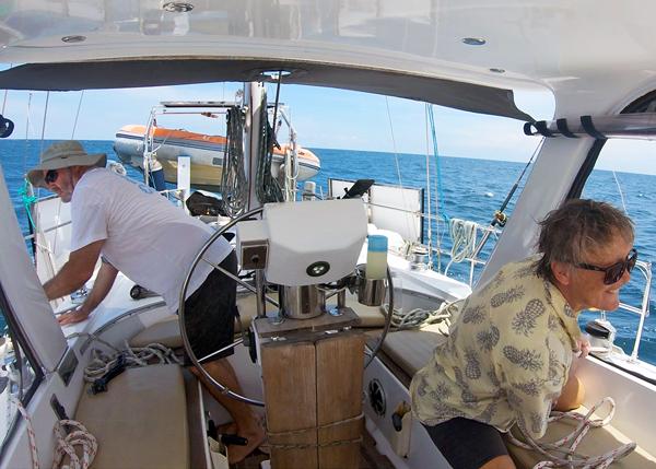 Sailing days - cruising west coast Sabah